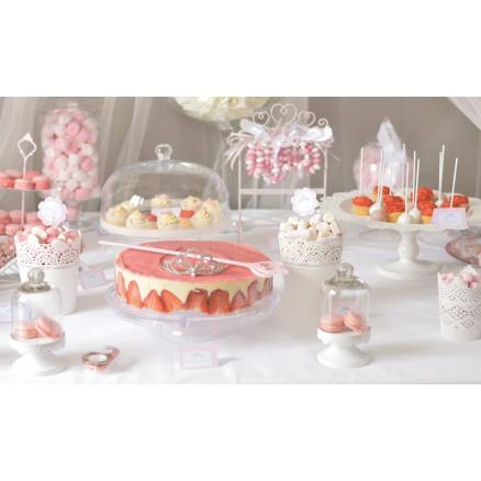 sweet table princesse thema deco. Black Bedroom Furniture Sets. Home Design Ideas
