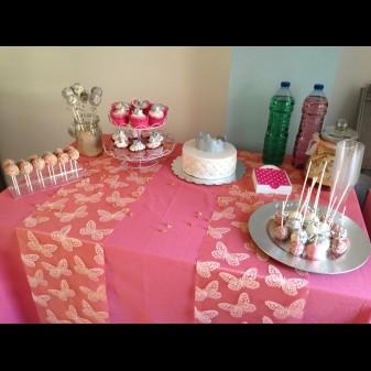 wedding cake mariage Un vol de papillon champetre gâteau Minnie Sweet ...