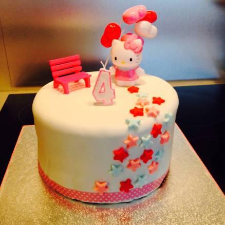 Gateau Anniversaire Hello Kitty