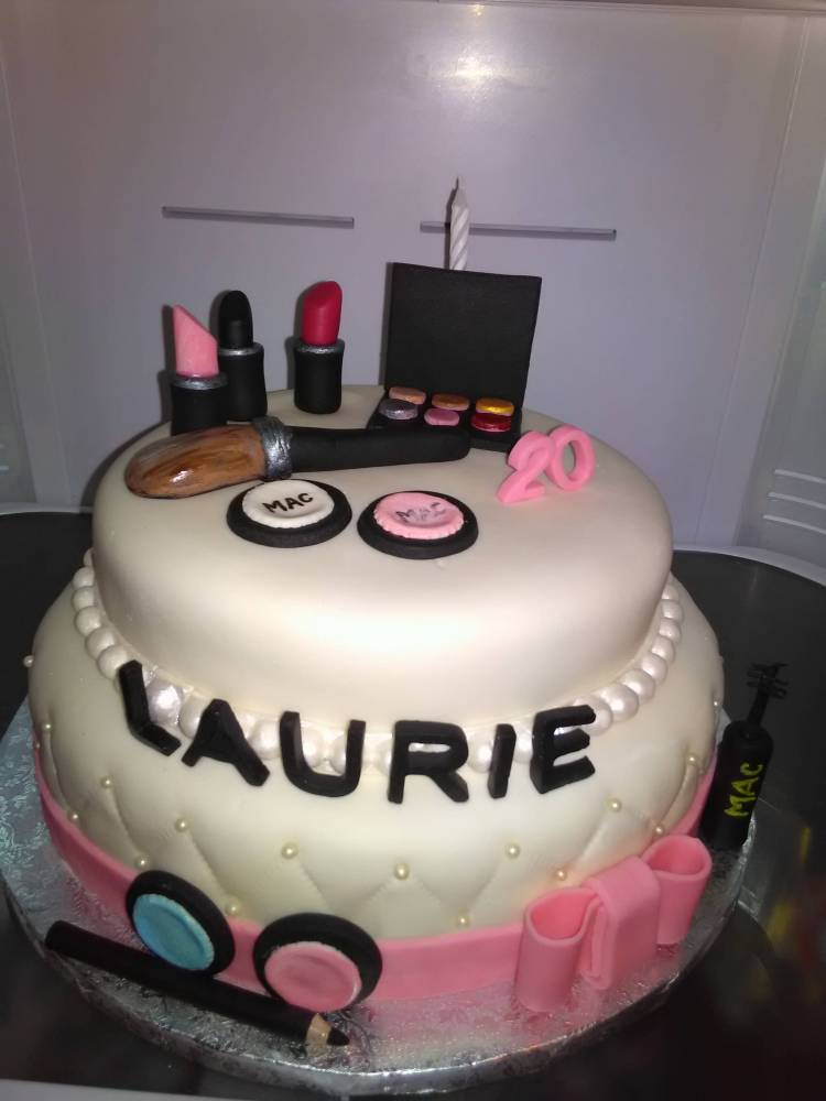 Gâteau Girly