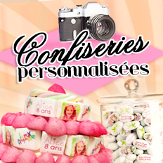 confisseries personnalisees
